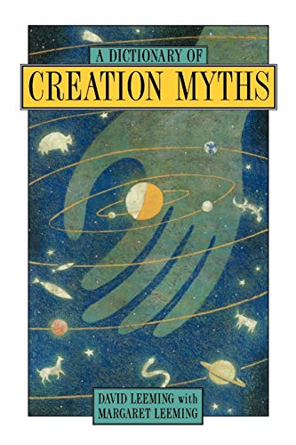 Book Cover A Dictionary of Creation Myths (Oxford Paperback Reference S)