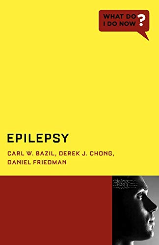 Book Cover Epilepsy (What Do I Do Now? )