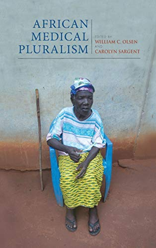 Book Cover African Medical Pluralism