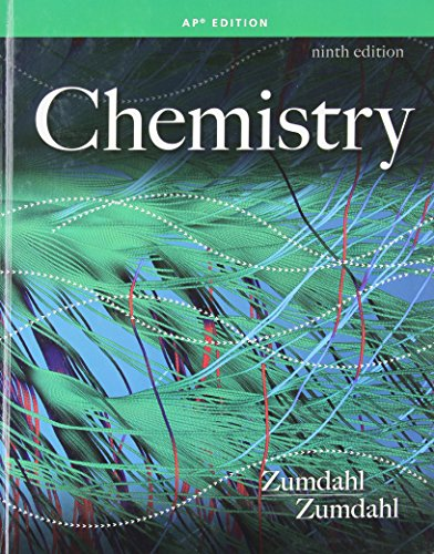 Book Cover Chemistry (AP Edition)