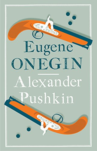 Book Cover Eugene Onegin (Evergreens)
