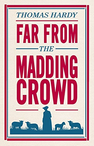 Book Cover Far From the Madding Crowd (Evergreens)