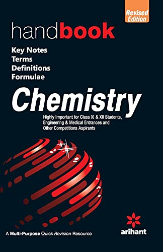 Book Cover Handbook of Chemistry