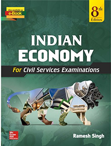 Book Cover Indian Economy (Old edition)