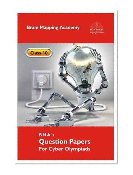 Book Cover BMA's Model Question Papers for Cyber Olympiads - Class 10